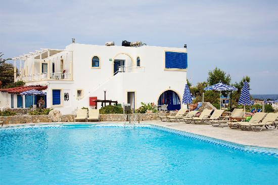 Stavros, Hellas: Blue Beach Villas 1