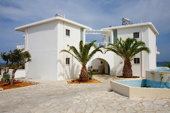 Stavros, Hellas: Blue Beach Villas 2