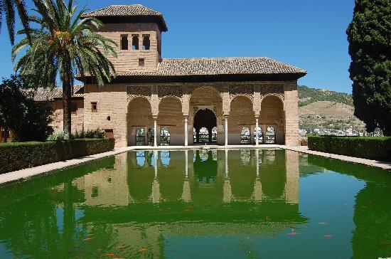 Hotel Alhambra Palace: More water - with Carp