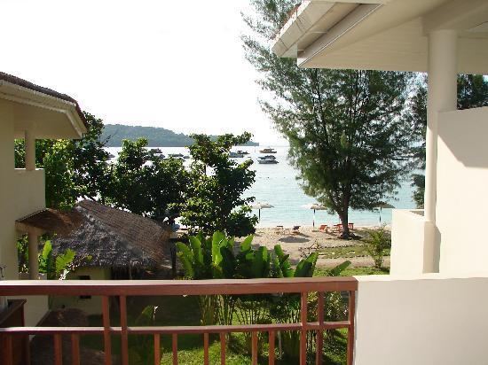Mama Beach Residence: Vue de la chambre
