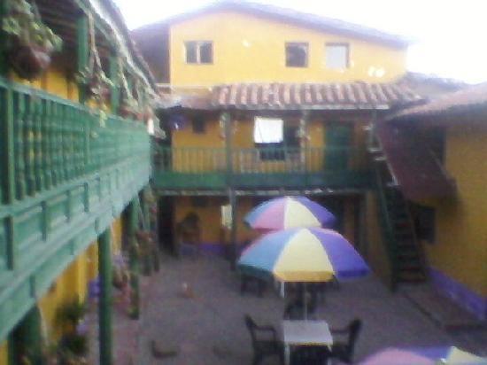 Mirador del Inka: = jej
