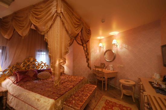 Albatros Premier Hotel: rooms