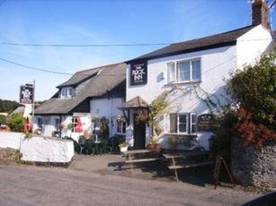 Georgeham, UK : The Rock Inn