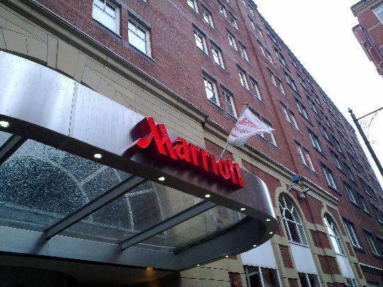 Leeds Marriott Hotel: Marriott Hotel Leeds