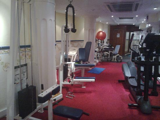 Leeds Marriott Hotel: Marriott Gym