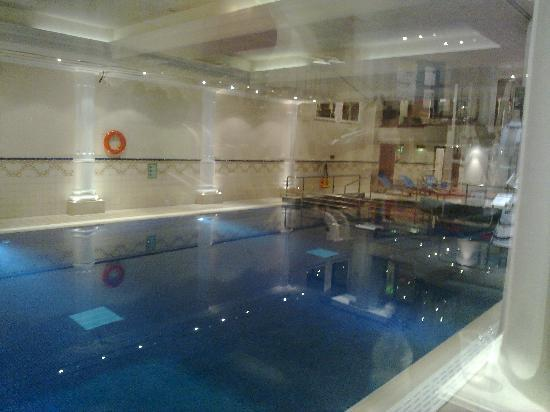 Leeds Marriott Hotel: Marriott Pool