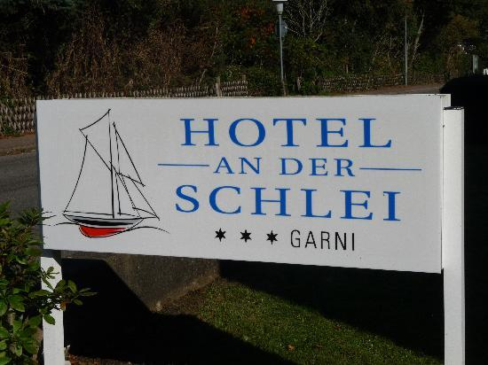 Hotel an der Schlei: Hinweis zum Hotel