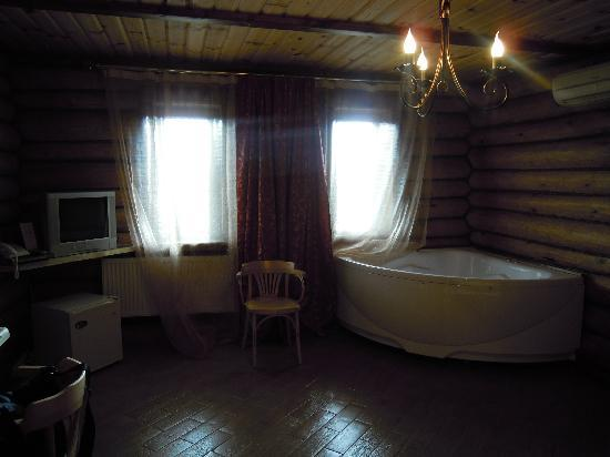Heliopark Suzdal: The room2