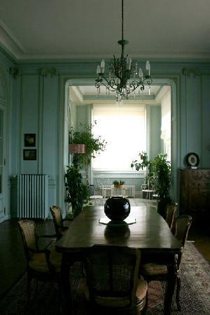 Villa le Goeland: Il giardino d'inverno