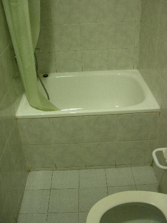Hostal San Medin: Il bagno