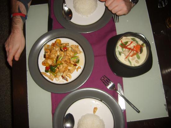 Ban Kao Tropical Boutique Residence & Spa: Good quality fresh food