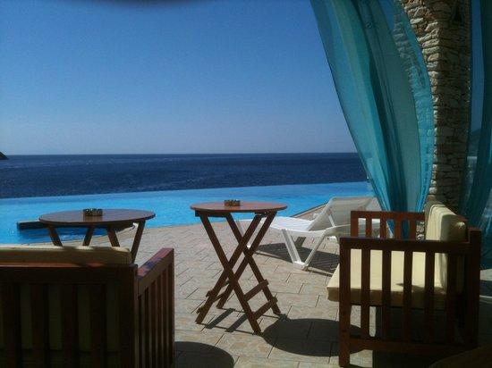 Delfini Hotel Sifnos: Paradise