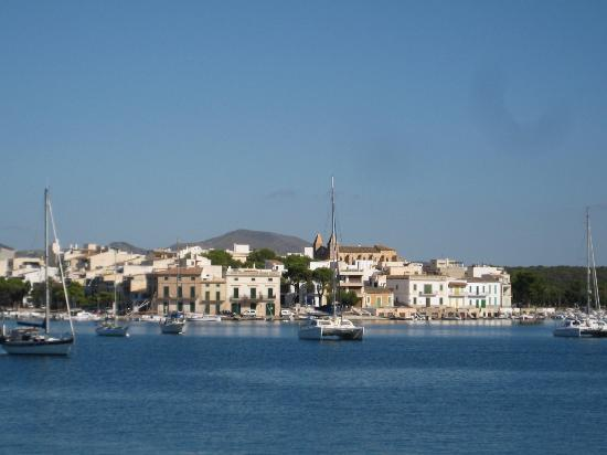 Ola Hotel El Vistamar: view accoss the bay