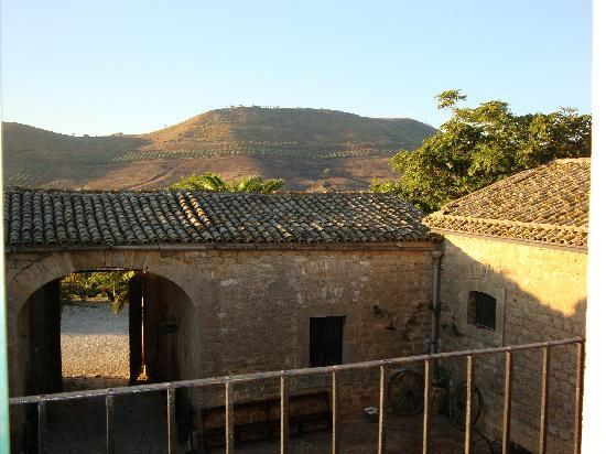 Farm Ospitalita di Campagna: View looking out from our suite