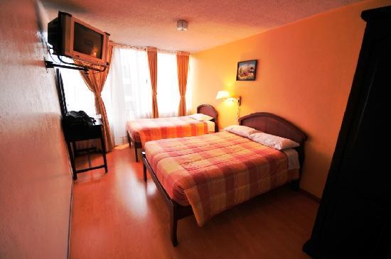 Hotel Montecarlo: Habitación doble
