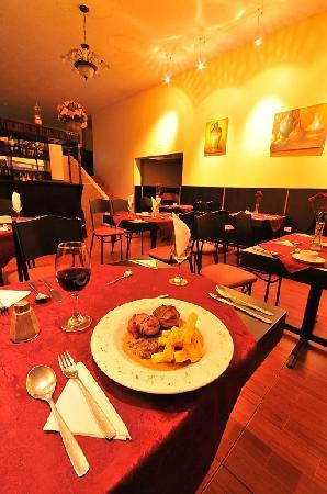 Hotel Montecarlo: Restaurante 1