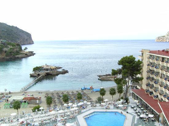 Grupotel Playa Camp de Mar: View from room 739