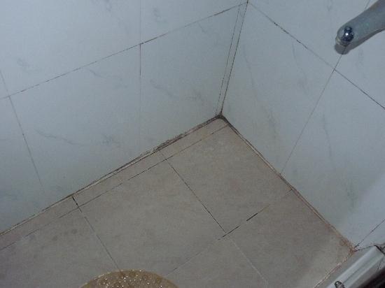Byland Hotel : shower cubicle
