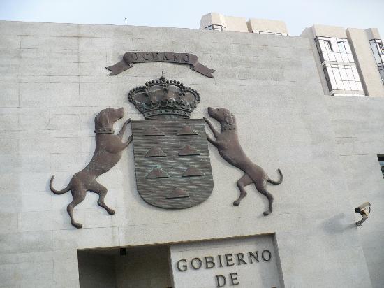 Las Palmas de Gran Canaria, España: Governor residence