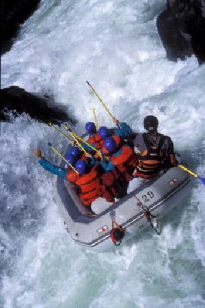 All-Outdoors California Whitewater Rafting - Day Trips: Tunnel Chute - Middle Fork American