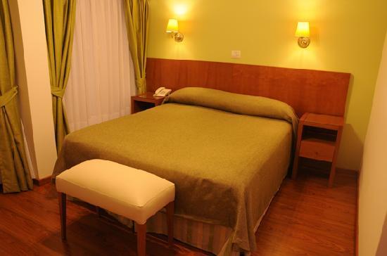 Hotel 15 de Mayo: descanso