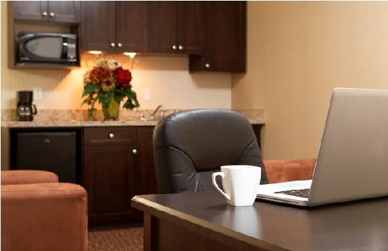 Comfort Inn & Suites Surrey: Suite