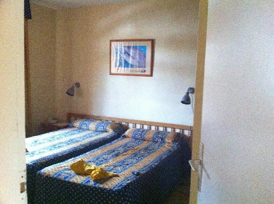 أبارتامينتوس برايمسيليكت لوس أليسيوس: bedroom