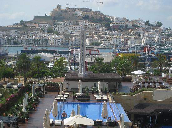 Ibiza Gran Hotel: balcony view