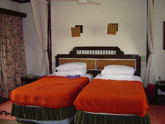 Sarova Shaba Game Lodge: double room