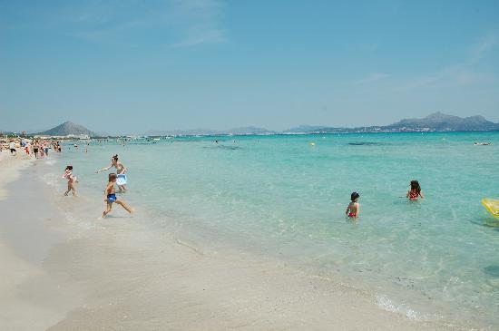 Tui Family Life Alcudia Pins Playa De Muro Beach
