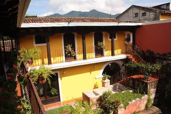 Hotel Posada San Pedro: Inner courtyard