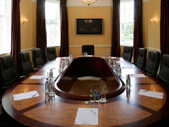 Lismore House Hotel: Board Room