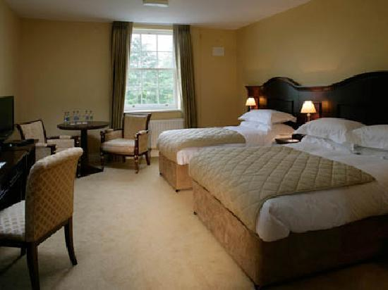 Lismore House Hotel: Family Room