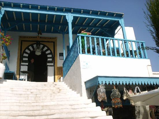 Sidi bou said pictures traveler photos of sidi bou said for Sidi bou said restaurant