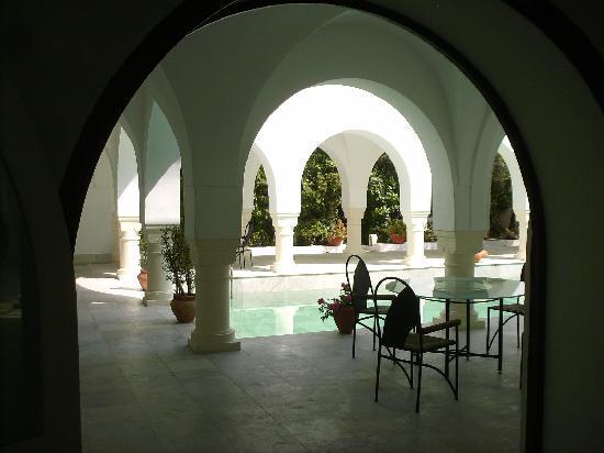 Sidi Bou Said, Tunisie : Villa Sebastien