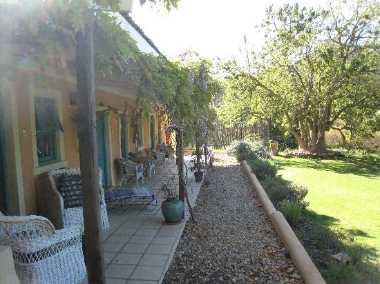 Citrusdal, South Africa: Main bedrooms
