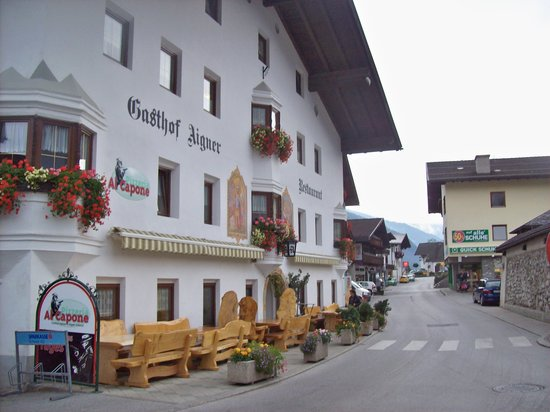 Fugen, Austria: This is the Aigner.