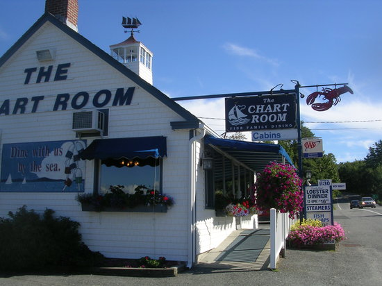 Chart Room Bar Harbor Menu Prices Restaurant Reviews