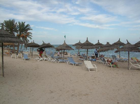 Seabel Aladin Djerba: plage
