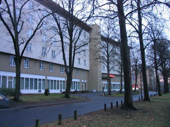 Parkhotel Görlitz: Außenansicht