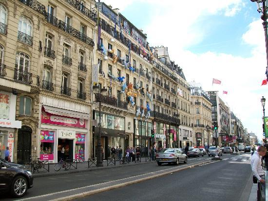 Paris, France: Rue de Rivoli (My Favorite Street)