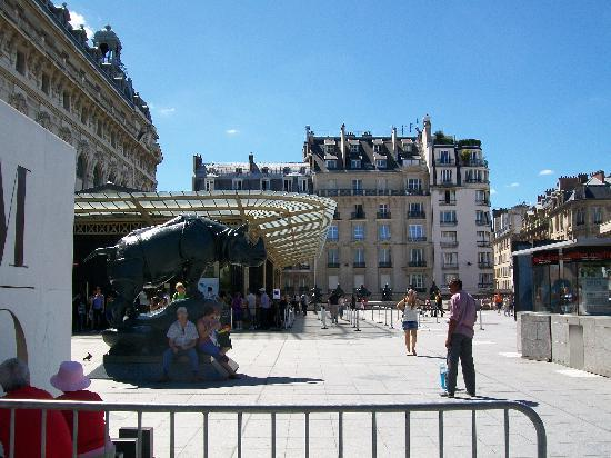 Grand Hotel De Malte Paris