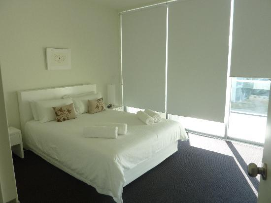 Coast Resort Merimbula: one of our rooms