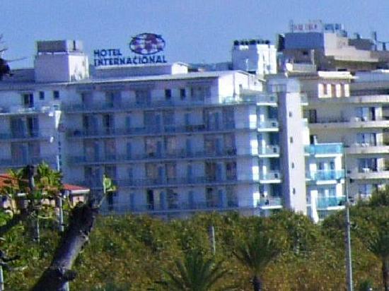 Internacional Hotel: Hotel Internacional.