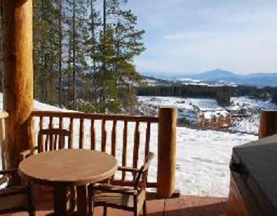 Northstar Mountain Village Resort : View from G2