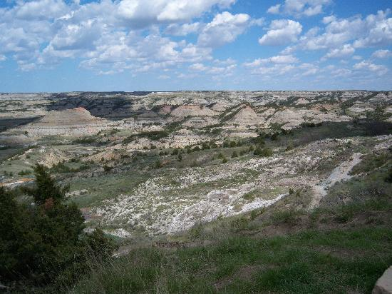 ‪‪Medora‬, ‪North Dakota‬: Medora Badlands‬