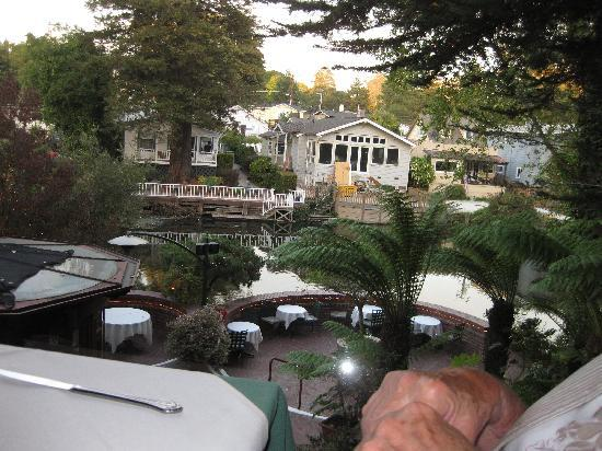 Shadowbrook View From Our Lovely Table