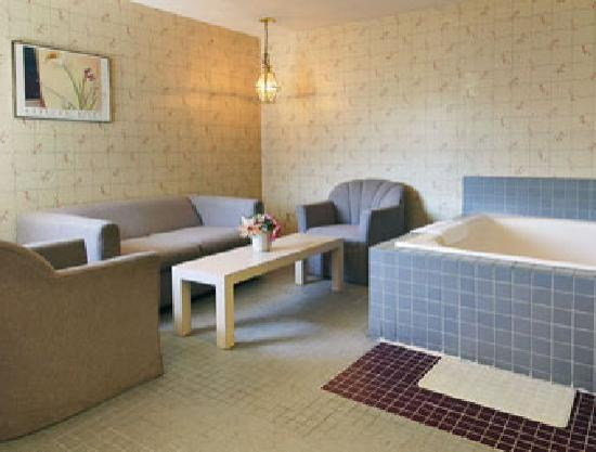 Bellingham Lodge: Jacuzzi Suite