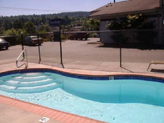Bellingham Lodge: Seasonal Pool
