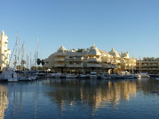 Benalmadena, Spain: the marina